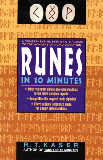 Runes in Ten Minutes - cover