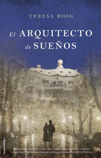 El arquitecto de sueños - cover