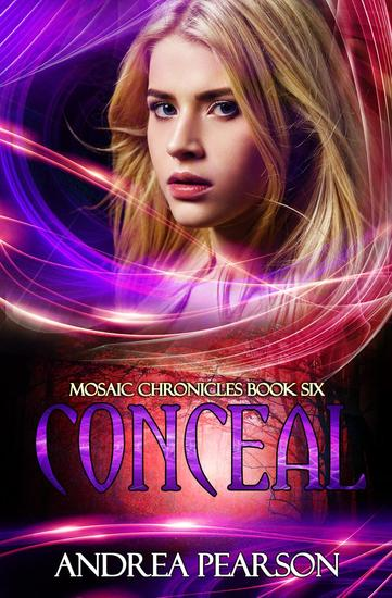 Conceal - Mosaic #1 - cover