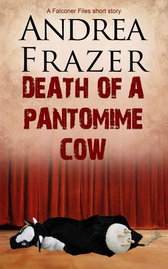 Death of a Pantomime Cow - Brief Case - cover