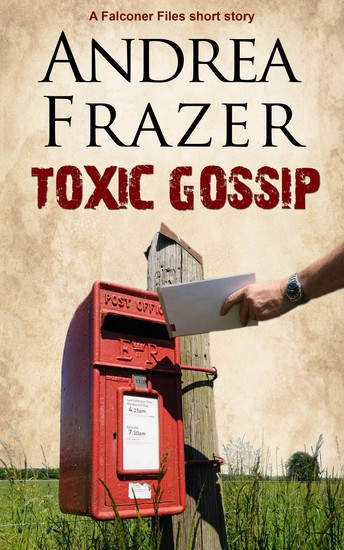 Toxic Gossip - Brief Case - cover