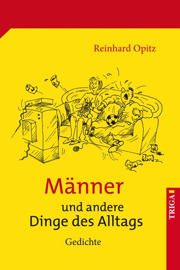 Männer und andere Dinge des Alltags - Gedichte - cover