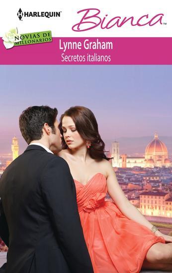 Secretos italianos - cover