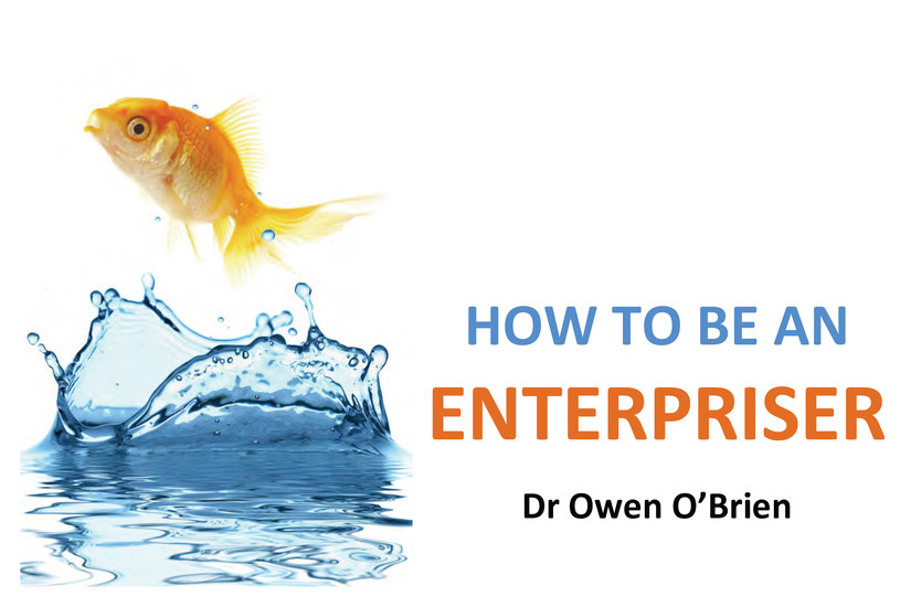 How to be an Enterpriser - cover