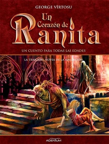 Un Corazón de Ranita 5° volumen La traición novia de la maldición - cover