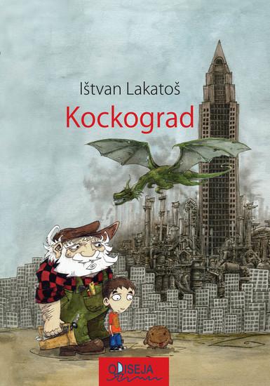 Kockograd - Dobozváros Boxville - cover