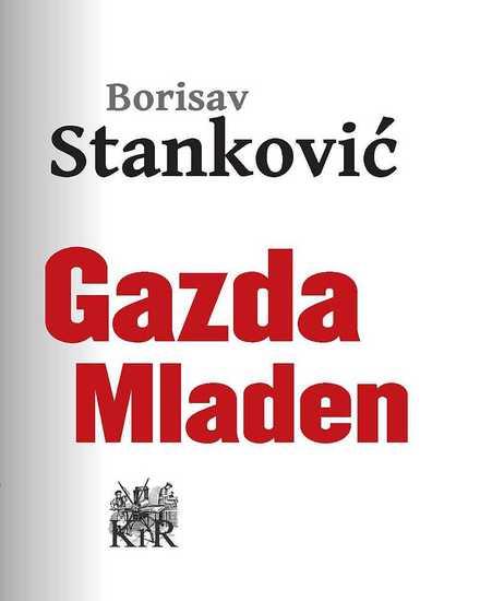 Gazda Mladen - cover