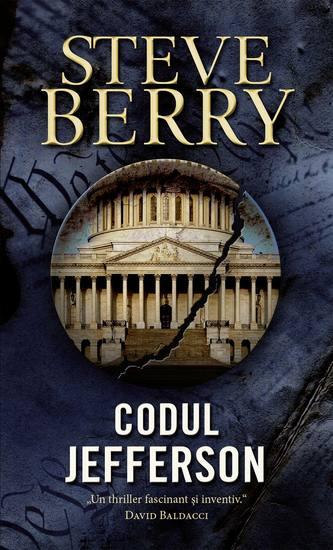 Codul Jefferson - cover