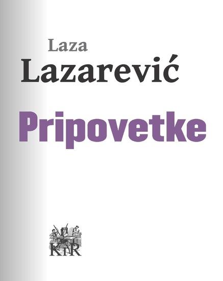 Pripovetke - cover