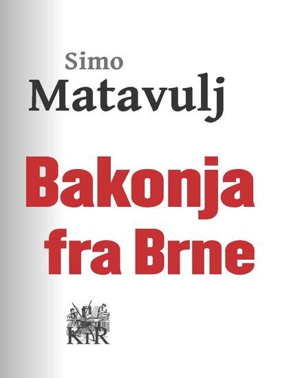 Bakonja Fra-Brne - cover