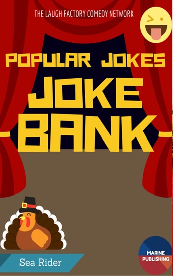 joke bank - Popular Jokes - cover