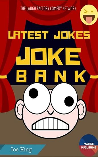 Latest jokes joke bank - cover