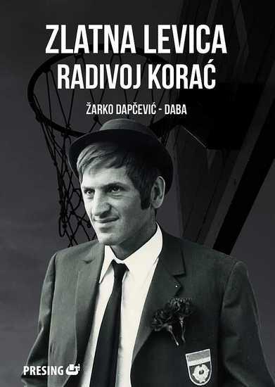 Radivoj Korac-Zlatna levica - cover