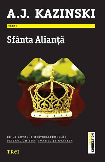 Sfânta alianță - cover