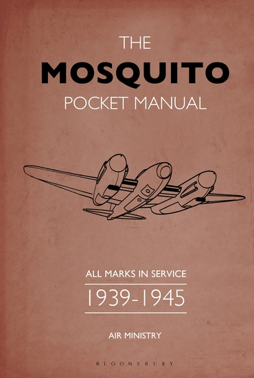 The Mosquito Pocket Manual - All marks in service 1939–45 - cover