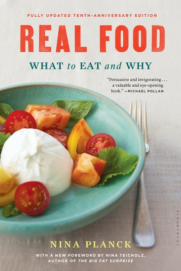 Real Food - What to Eat and Why - cover