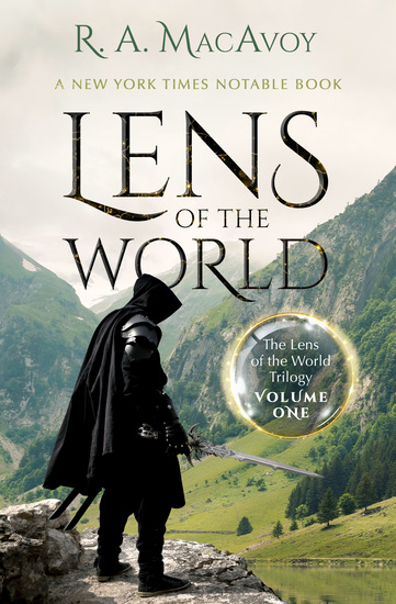 Lens of the World - cover