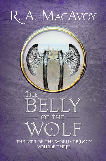 The Belly of the Wolf - cover