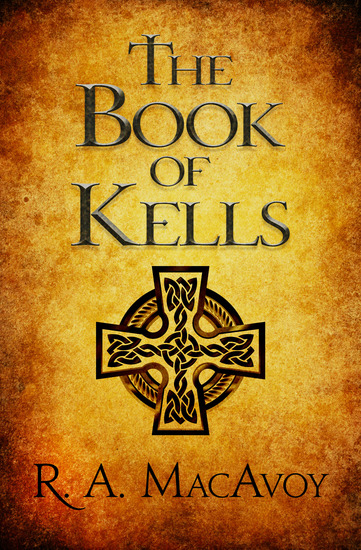 The Book of Kells - cover
