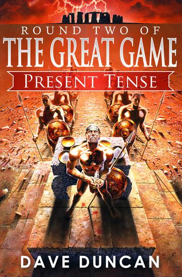 Present Tense - cover