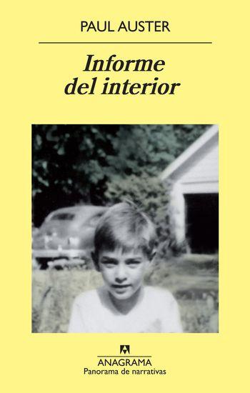 Informe del interior - cover