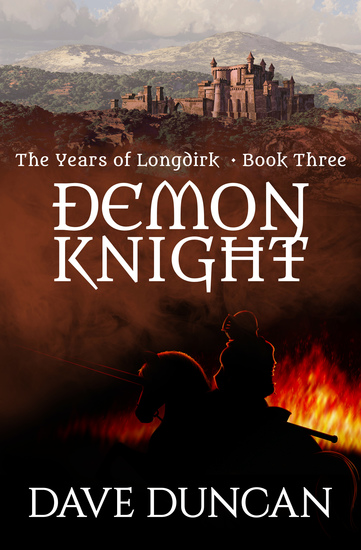 Demon Knight - cover
