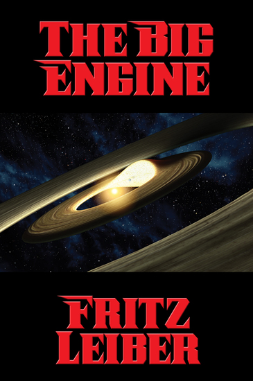 The Big Engine - cover