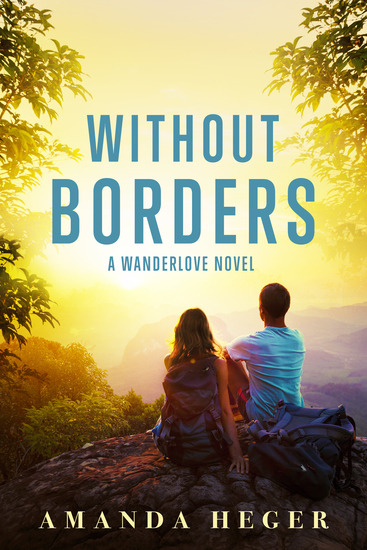 Without Borders - A Wanderlove Novel - cover