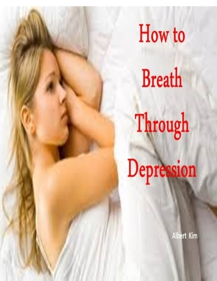 How to Breath Through Depression - cover