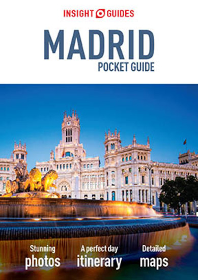 Insight Guides Pocket Madrid (Travel Guide eBook) - cover