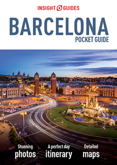 Insight Guides Pocket Barcelona (Travel Guide eBook) - cover