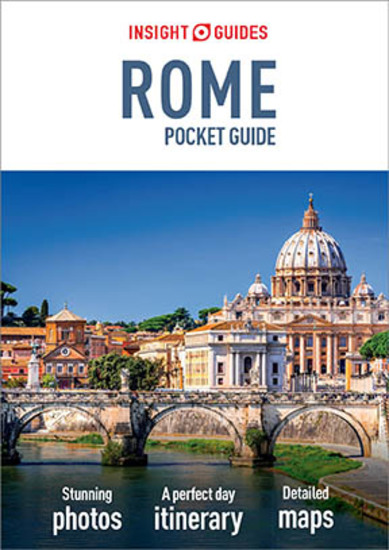 Insight Guides Pocket Rome (Travel Guide eBook) - cover