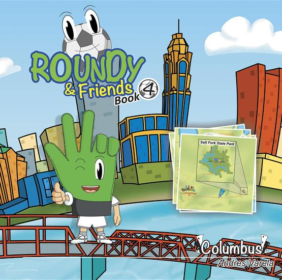 Roundy and Friends - Soccertowns Book 4 - Columbus - cover