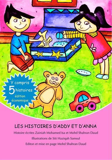 Les Les Histoires d'Addy et d'Anna - cover
