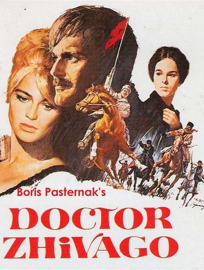 Doctor Zhivago - cover