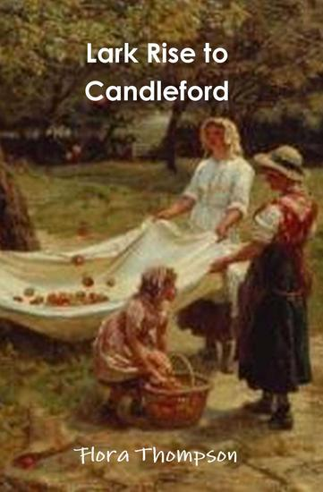 Lark Rise to Candleford - cover