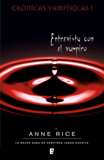 Entrevista con el vampiro - cover