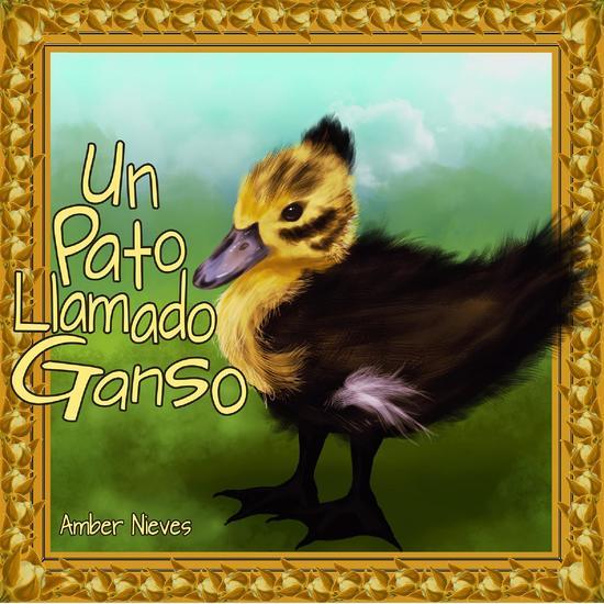 Un Pato Llamado Ganso - cover