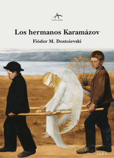 Los hermanos Karamázov - cover