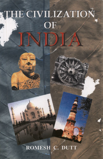 essay on indian civilization