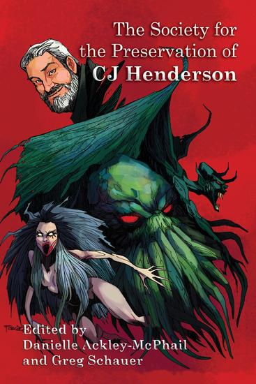 The Society for the Preservation of CJ Henderson - cover