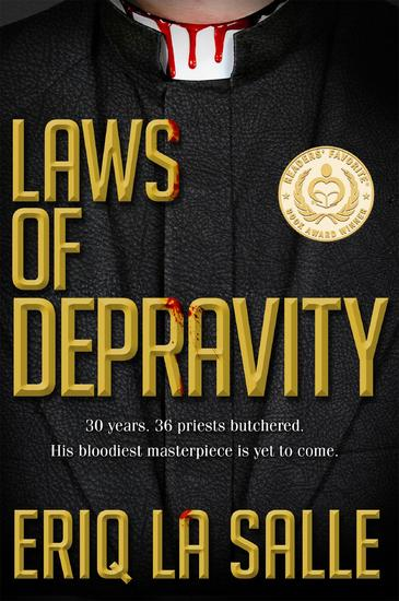 Laws of Depravity - cover