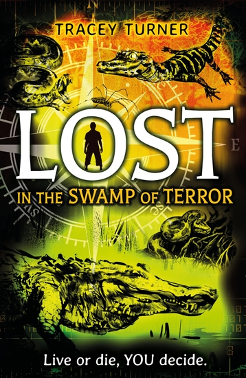 Lost In the Swamp of Terror - cover