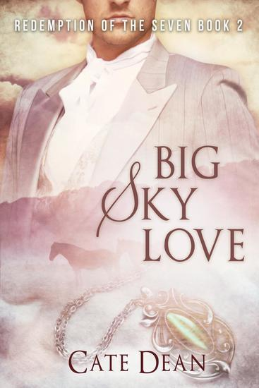 Big Sky Love - Redemption of the Seven #2 - cover