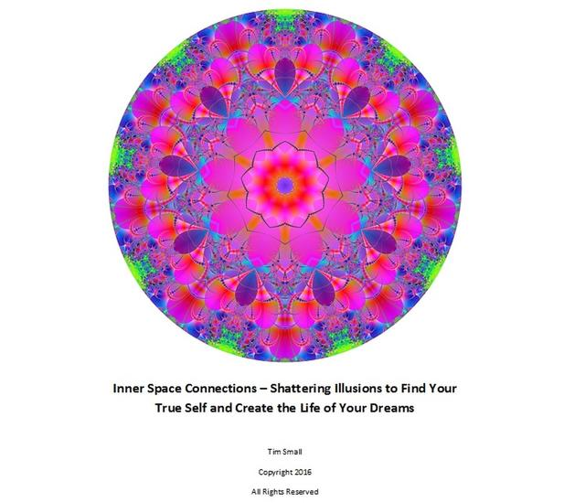 Inner Space Connections - Shattering Illusions to Find Your True Self and Create the Life of your Dreams - cover