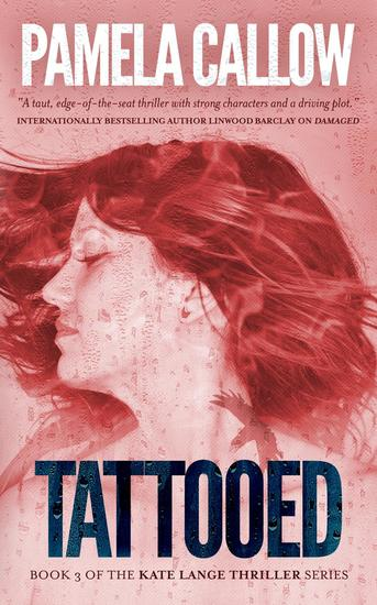 TATTOOED - The Kate Lange Thriller Series #3 - cover