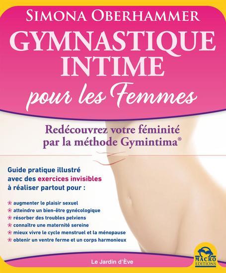 Gymnastique intime pour les Femmes - Redécouvrez votre féminité par la méthode Gymintima® - cover