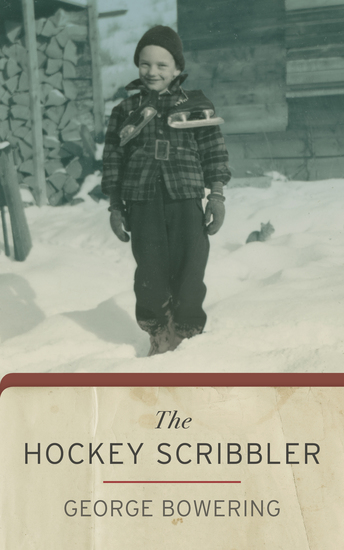 The Hockey Scribbler - cover