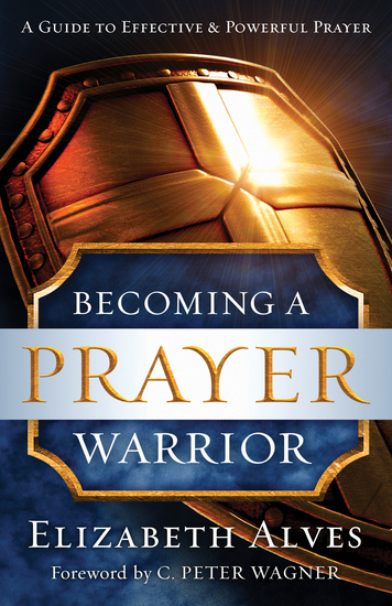 Becoming a Prayer Warrior - cover