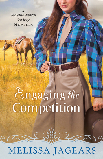Engaging the Competition (With This Ring? Collection) - A Teaville Moral Society Novella - cover